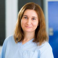 Stefka Mechkarska - BVSc, MRCVS