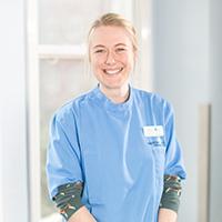 Sarah Fowkes - BSc (Hons) MRes BVet Med MRCVS