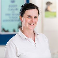 Alexandra Hallett - Bsc Physiotherapy PgDip Veterinary Physiotherapy ACPAT A