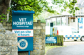 24/7 Rosemary Lodge Hospital