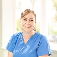 Audrey Tomlinson - Receptionist / Marketing Administrator