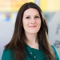 Ruth Dockerty  - BVSc MSc PhD MRCVS