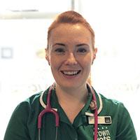 Sarah Baddon - RVN, Bsc (Hons) CertNut (Nutrition)