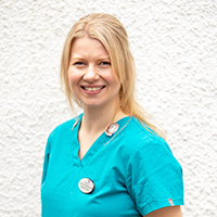 Claire Harrison - RVN VDT (Dentistry)