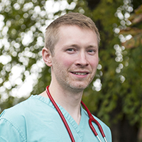 Steven Baird - MRCVS BVM&S GPcertOPHTHAL
