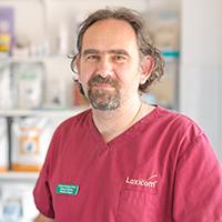 Dr Stefan Ududec - MRCVS
