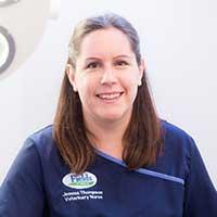 Mrs Jemma Thompson - BSC (Hons) RVN