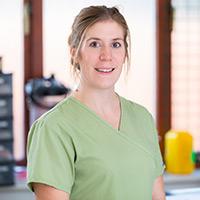 Megan Eldridge  - Student Veterinary Nurse