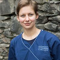 Natalia Herman - DVM MRCVS