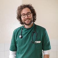 Stefano Manca - MRCVS