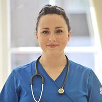 Ellie Wilson - BVSc GPCert(ExAP) MRCVS