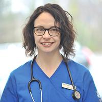 Sara Ramsey - BVM&S MRCVS GPCert(SAM)