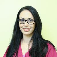 Eleni Koushiappi  - MVDr. MRCVS