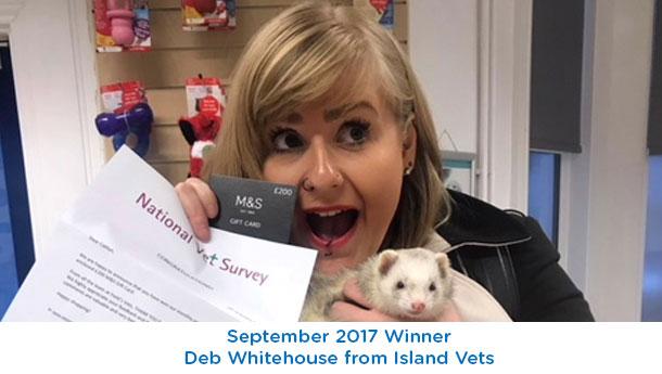 Ferret Winner