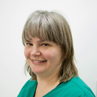 Cheryl Driskell - BVSc MRCVS