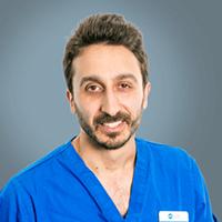 Alessandro Didiano - DVM, MRCVS