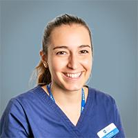 Maria Oliveira - DVM, MSci, MRCVS.
