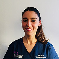 Giulia Spina - MRCVS