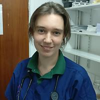 Hannah Fisher - MA VetMB MRCVS