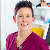 Michelle Thomas - RVN and Supervisor