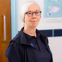 Sally Everitt - BVSc, MSC (Vet GP) PhD