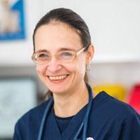 Vanya Stoyanova - MRCVS