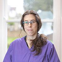 Dr Clara Ballber - MRCVS